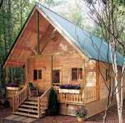 44 Affordable Log Cabin Homes Ideas