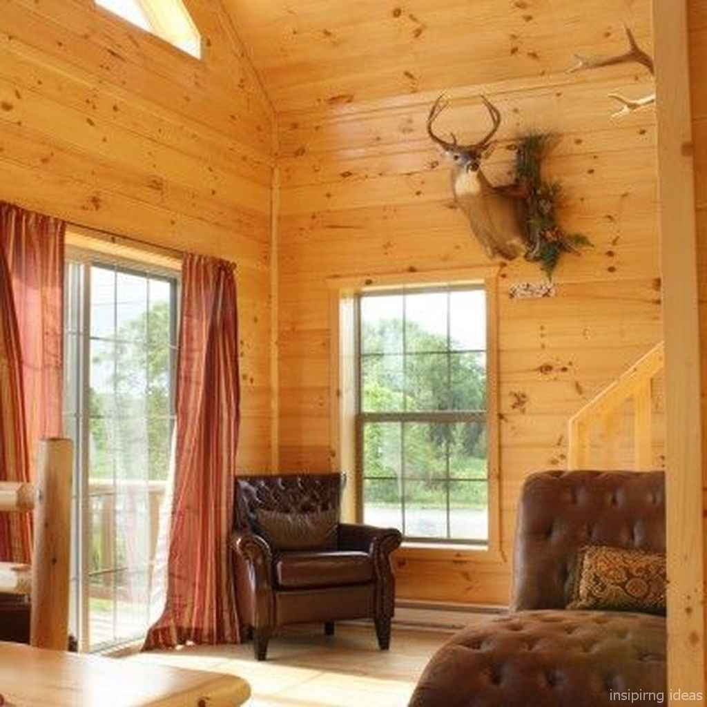 45 Affordable Log Cabin Homes Ideas