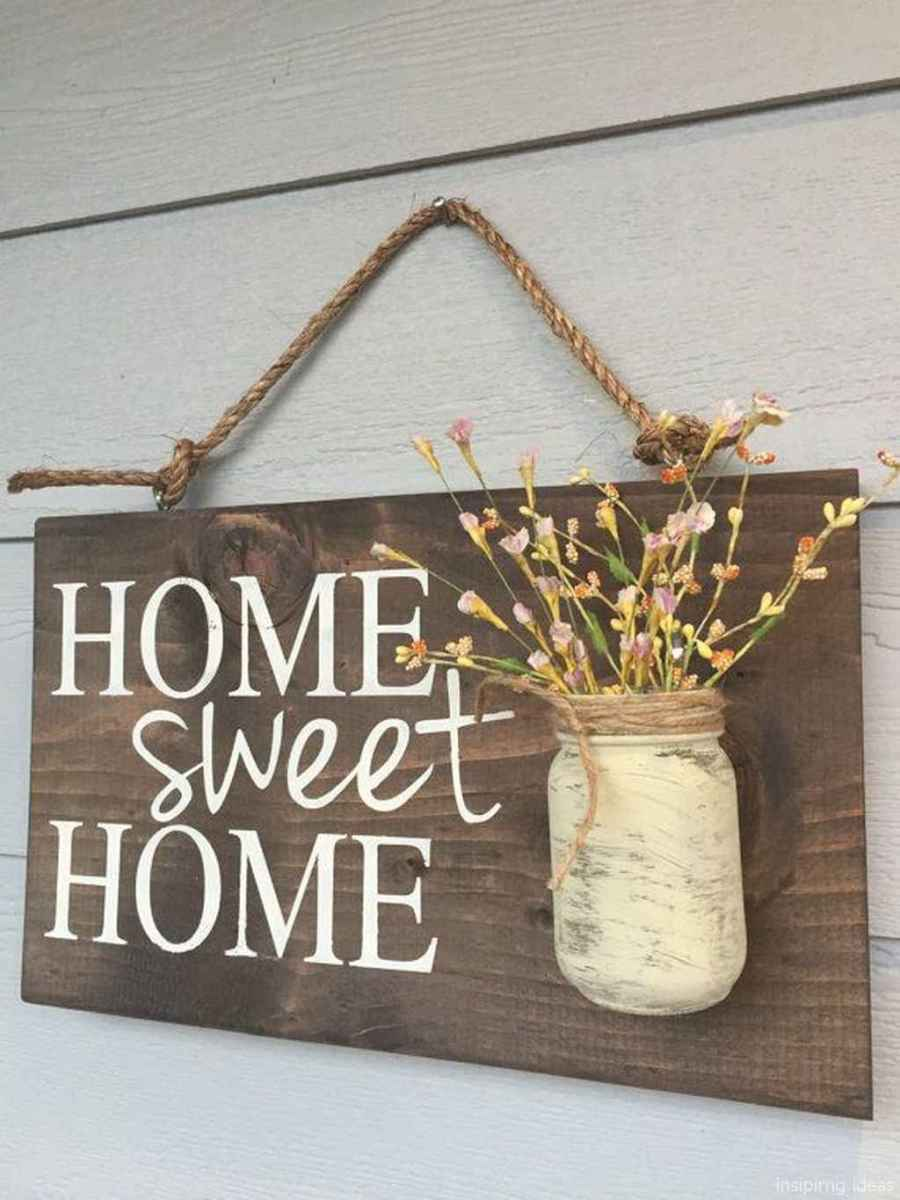 56 Awesome DIY Rustic Home Decor Ideas