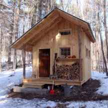 74 Affordable Log Cabin Homes Ideas