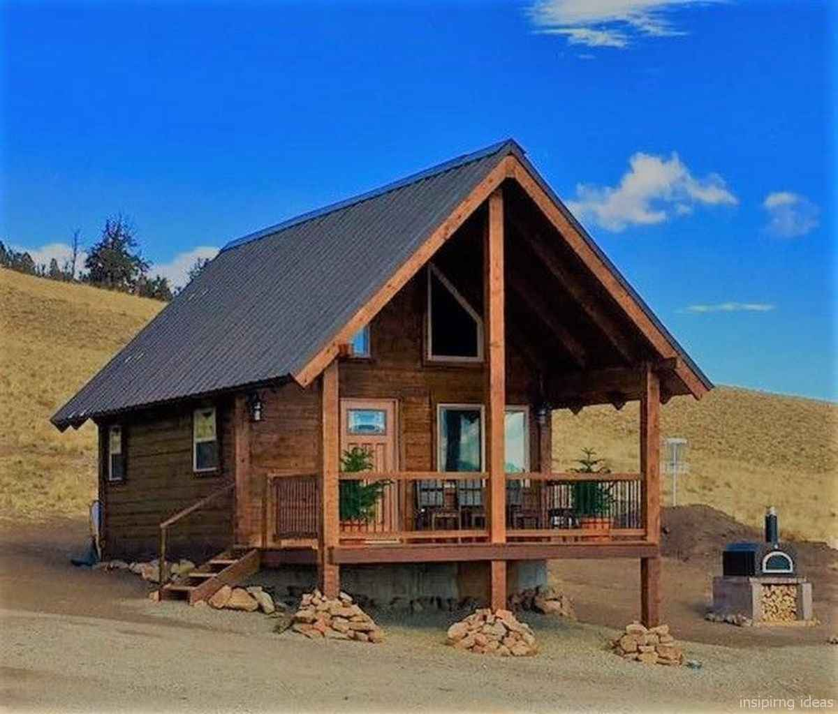 87 Affordable Log Cabin Homes Ideas