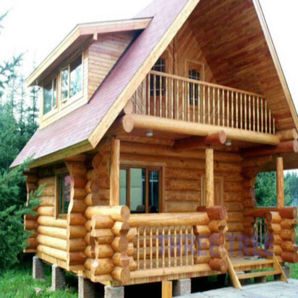 88 Affordable Log Cabin Homes Ideas