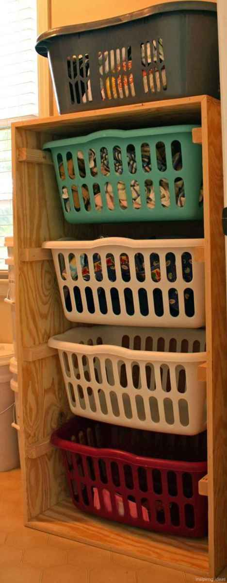 90 Awesome Laundry Room Design and Organization Ideas 06