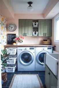 90 Awesome Laundry Room Design and Organization Ideas 46