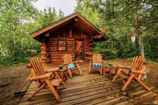92 Affordable Log Cabin Homes Ideas