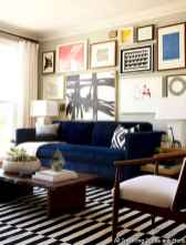 Creative Gallery Wall Ideas 15 for Living Room