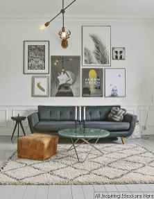 Creative Gallery Wall Ideas 24 for Living Room