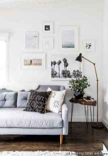 Creative Gallery Wall Ideas 39 for Living Room