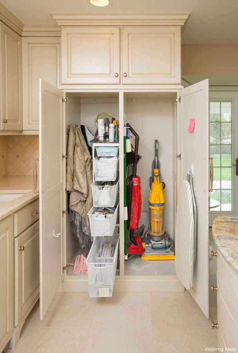 Genius Cleaning Supply Closet Organization Ideas 17