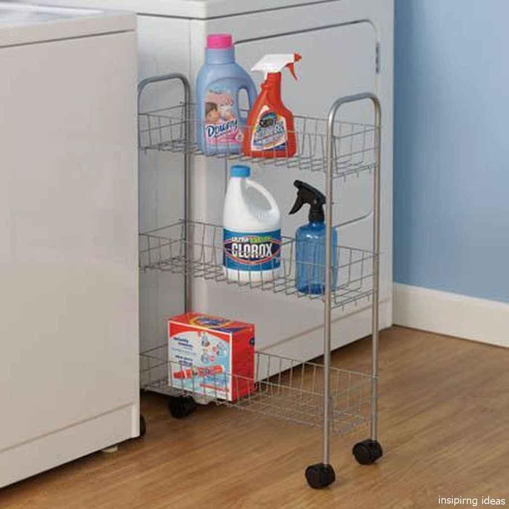Genius Cleaning Supply Closet Organization Ideas 20