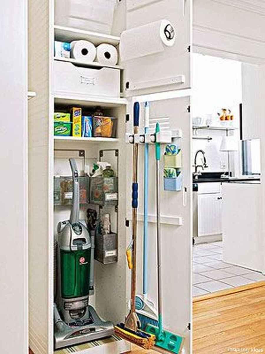 Genius Cleaning Supply Closet Organization Ideas 21