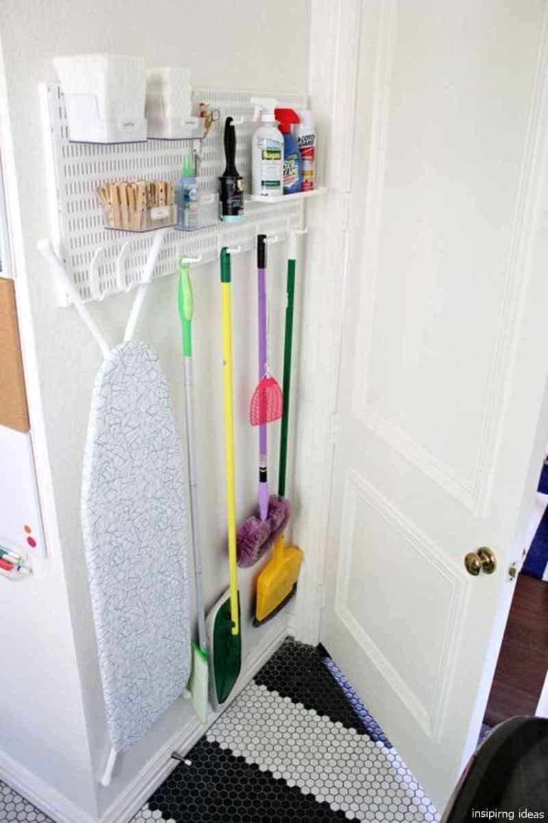 Genius Cleaning Supply Closet Organization Ideas 27