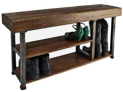 Rustic DIY Storage Bench Ideas 29
