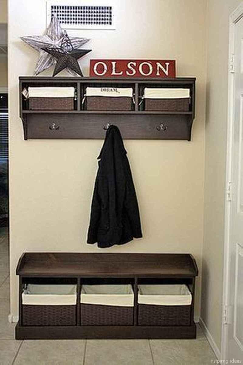Rustic DIY Storage Bench Ideas 41