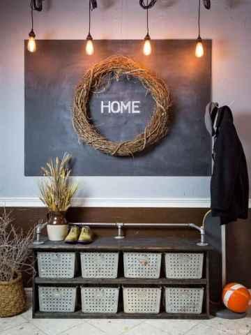 Rustic DIY Storage Bench Ideas 46