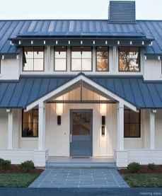 07 Incredible Modern Farmhouse Exterior Color Ideas