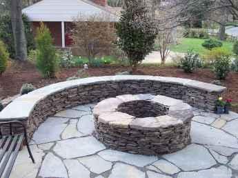 100+ Cheap Backyard Fire Pits Design 11