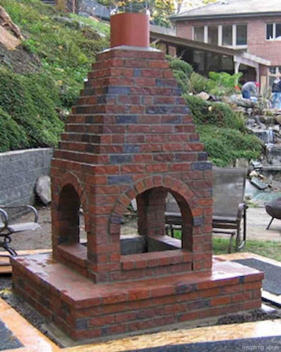 100+ Cheap Backyard Fire Pits Design 18