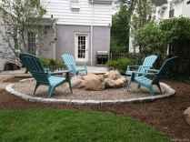 100+ Cheap Backyard Fire Pits Design 55