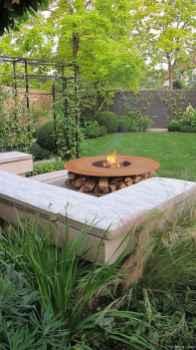 100+ Cheap Backyard Fire Pits Design 90