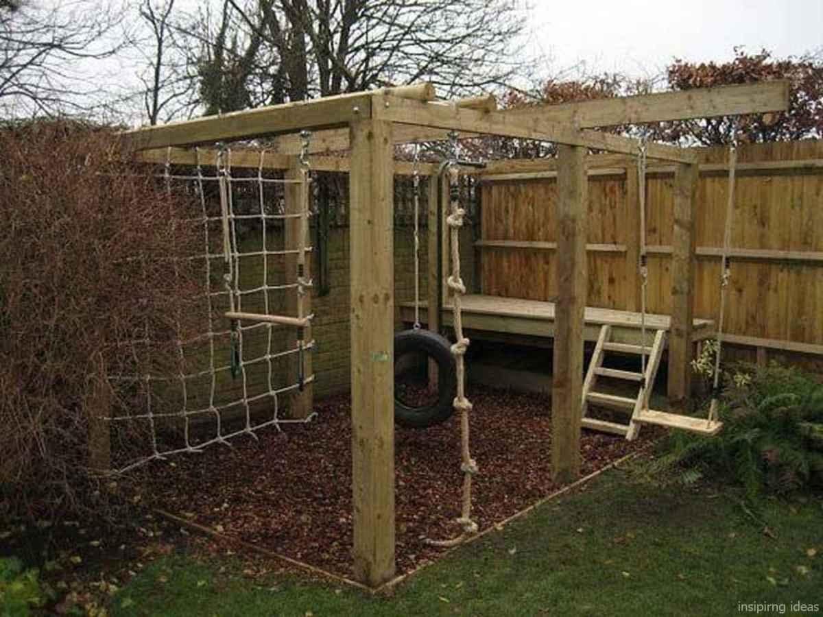 17 Backyard Playground Design Ideas