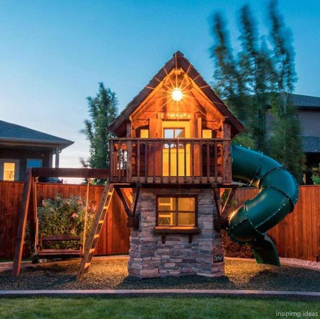 19 Backyard Playground Design Ideas