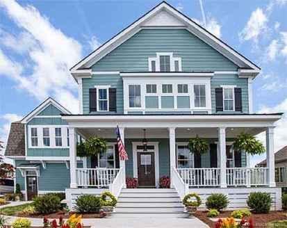 20 Incredible Modern Farmhouse Exterior Color Ideas