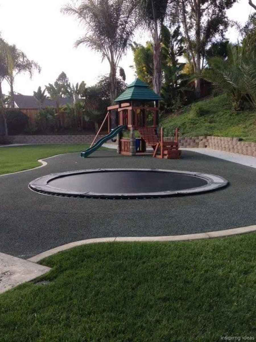 24 Backyard Playground Design Ideas