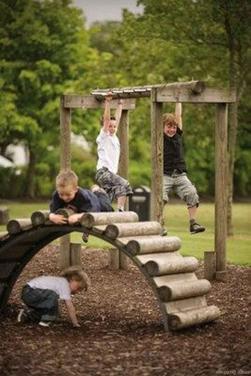 27 Backyard Playground Design Ideas