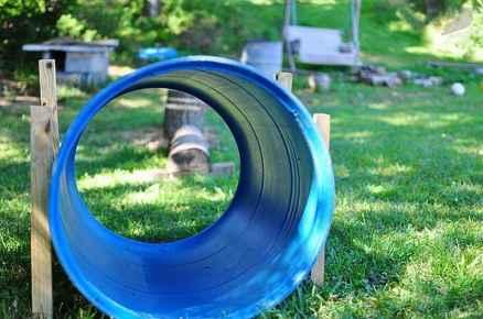 38 Backyard Playground Design Ideas