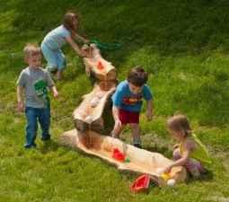 40 Backyard Playground Design Ideas