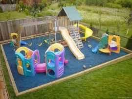 45 Backyard Playground Design Ideas