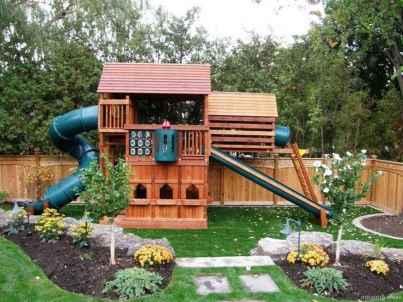 46 Backyard Playground Design Ideas