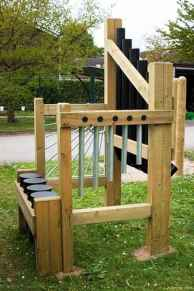48 Backyard Playground Design Ideas