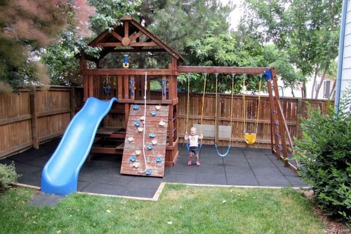 51 Backyard Playground Design Ideas