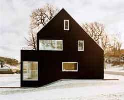 53 Incredible Modern Farmhouse Exterior Color Ideas