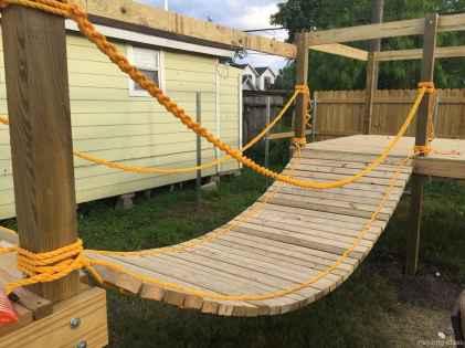 61 Backyard Playground Design Ideas