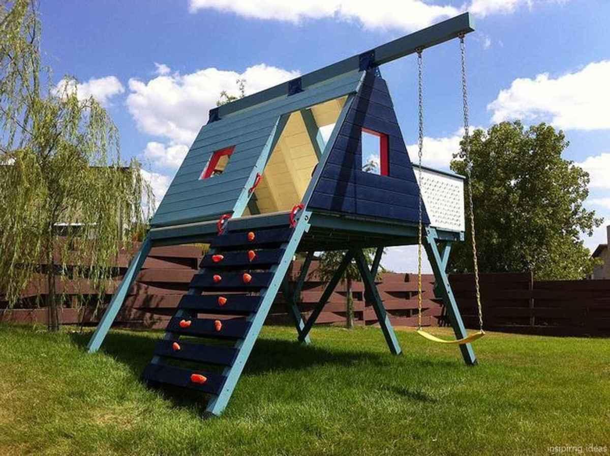 63 Backyard Playground Design Ideas