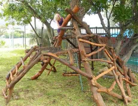 66 Backyard Playground Design Ideas