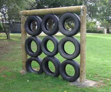 68 Backyard Playground Design Ideas
