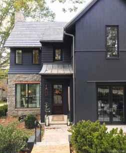 73 Incredible Modern Farmhouse Exterior Color Ideas