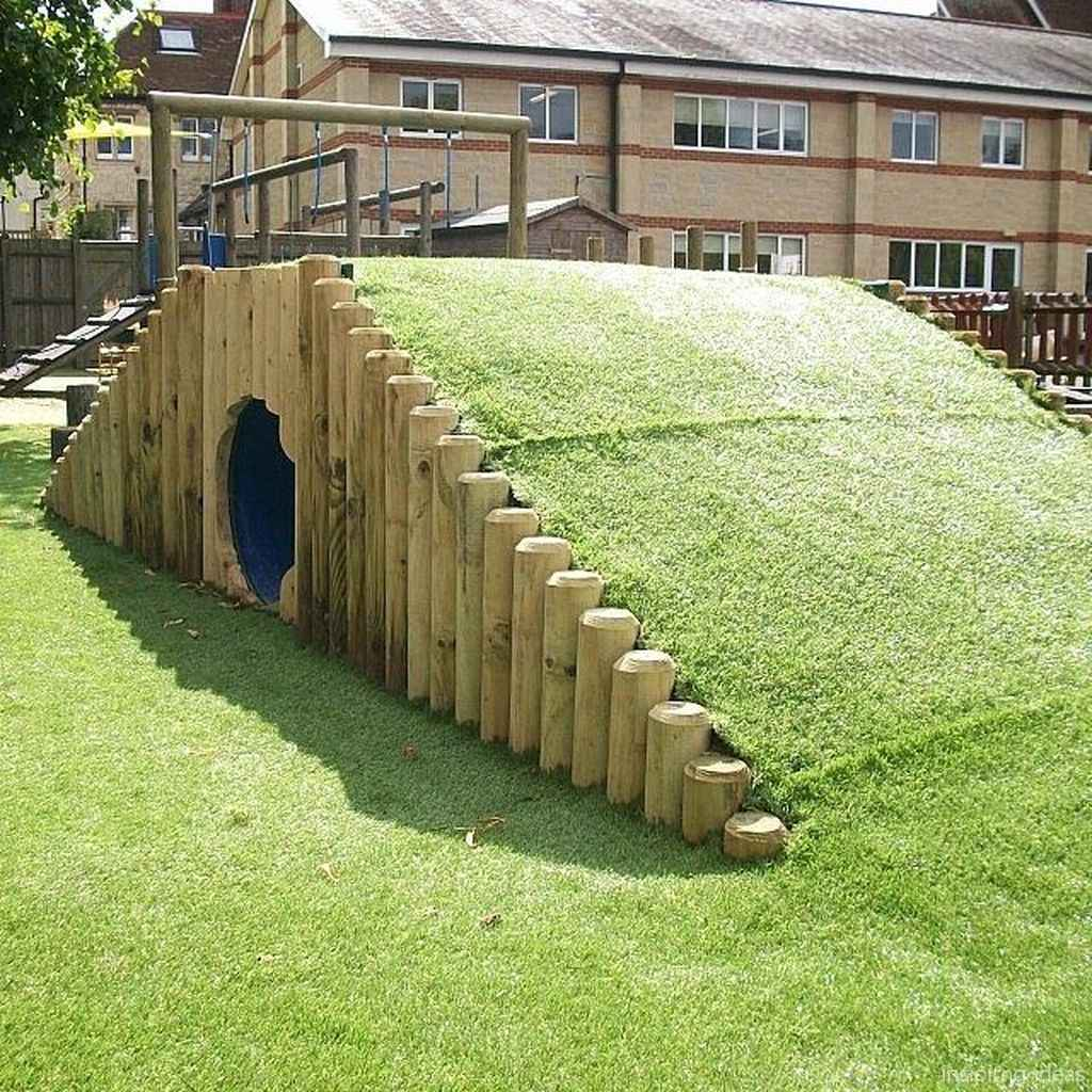 77 Backyard Playground Design Ideas