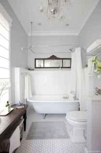 77 Fabulous Modern Farmhouse Bathroom Tile Ideas 31
