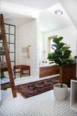 77 Fabulous Modern Farmhouse Bathroom Tile Ideas 47