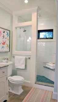 77 Fabulous Modern Farmhouse Bathroom Tile Ideas 70