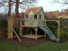 83 Backyard Playground Design Ideas