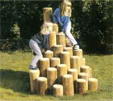 85 Backyard Playground Design Ideas