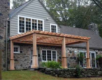 Fabulous Patio Ideas with Pergola 16