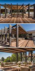 Fabulous Patio Ideas with Pergola 46