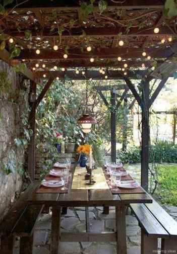 Fabulous Patio Ideas with Pergola 50